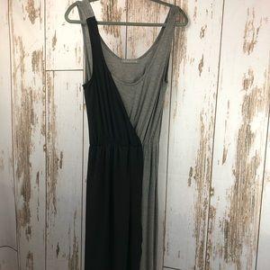 Finn & Clover Maxi Dress, Size Medium.  K4